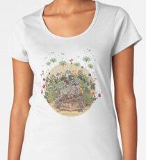 FANTASTISCHES BOTANISCHES Premium Rundhals-Shirt