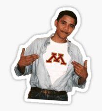 Obama Minnesota Sticker