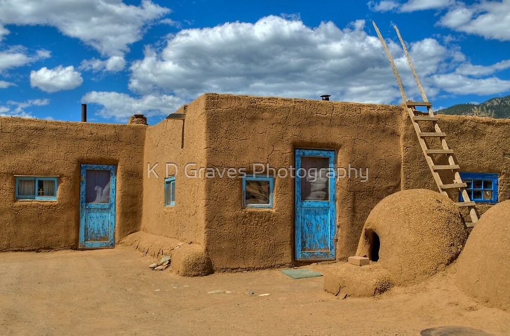 Turquoise Haven by K D Graves Photography