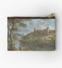 Bothwell Castle, from the South by Paul Sandby Studio Pouch