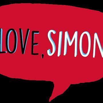 Love, Simon  by whatistv