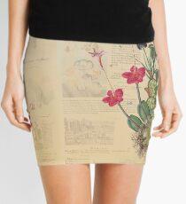 FANTASTIC BOTANICAL Mini Skirt