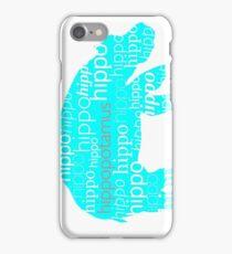 Hippo Phone Case iPhone Case/Skin