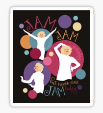 Very Good Jam Sticker