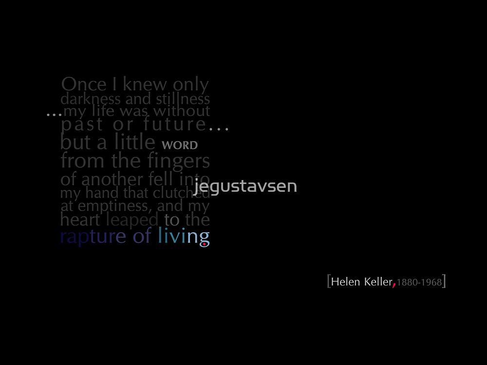 A Little Word by jegustavsen