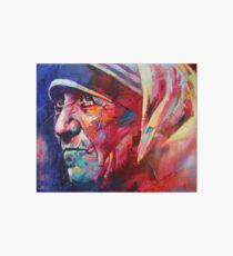 Mother Teresa Art Board