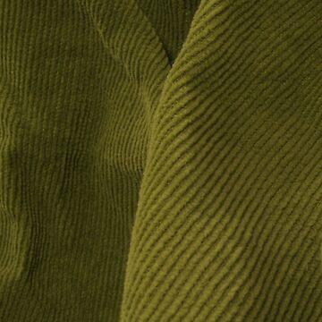 Green Corduroy by stephenralph