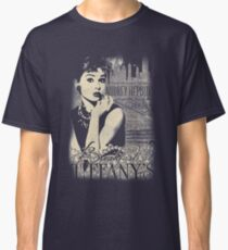 Audrey Hepburn - Breakfast at Tiffany's Classic T-Shirt