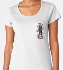 10th Doctor - Doctor Who Women's Premium T-Shirt