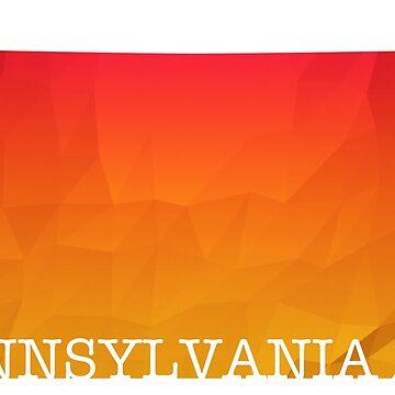 Warm Geometric Pennsylvania by jshap