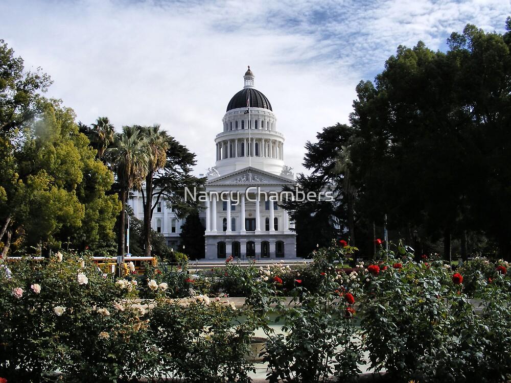 State Capital ~ California by NancyC
