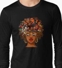 BLACK HISTORY - MY ROOTS Long Sleeve T-Shirt