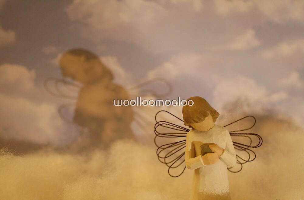 angel of healing by woolloomooloo