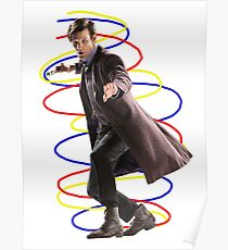 11th doctor - Doctor who Poster