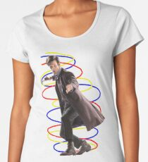11th doctor - Doctor who Women's Premium T-Shirt