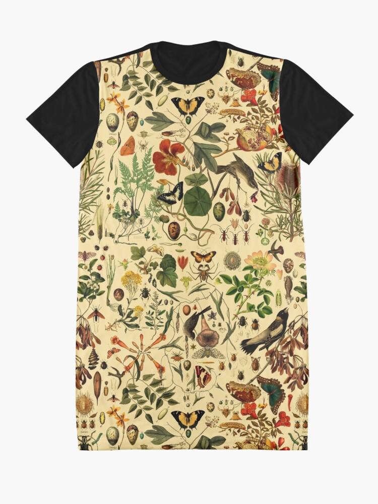 Alternate view of Biology 101 WARM Graphic T-Shirt Dress
