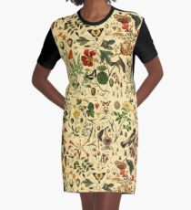 Biologie 101 WARM T-Shirt Kleid