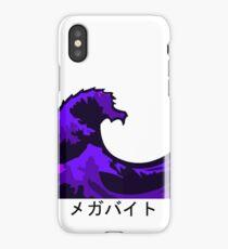 Japanese Wavy Emoji iPhone Case/Skin