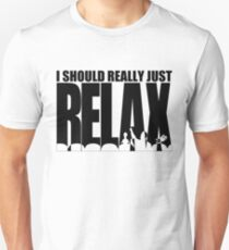 MST3K says RELAX Unisex T-Shirt