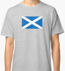 Flag of Scotland Classic T-Shirt