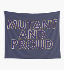 Mutant Pride Wall Tapestry