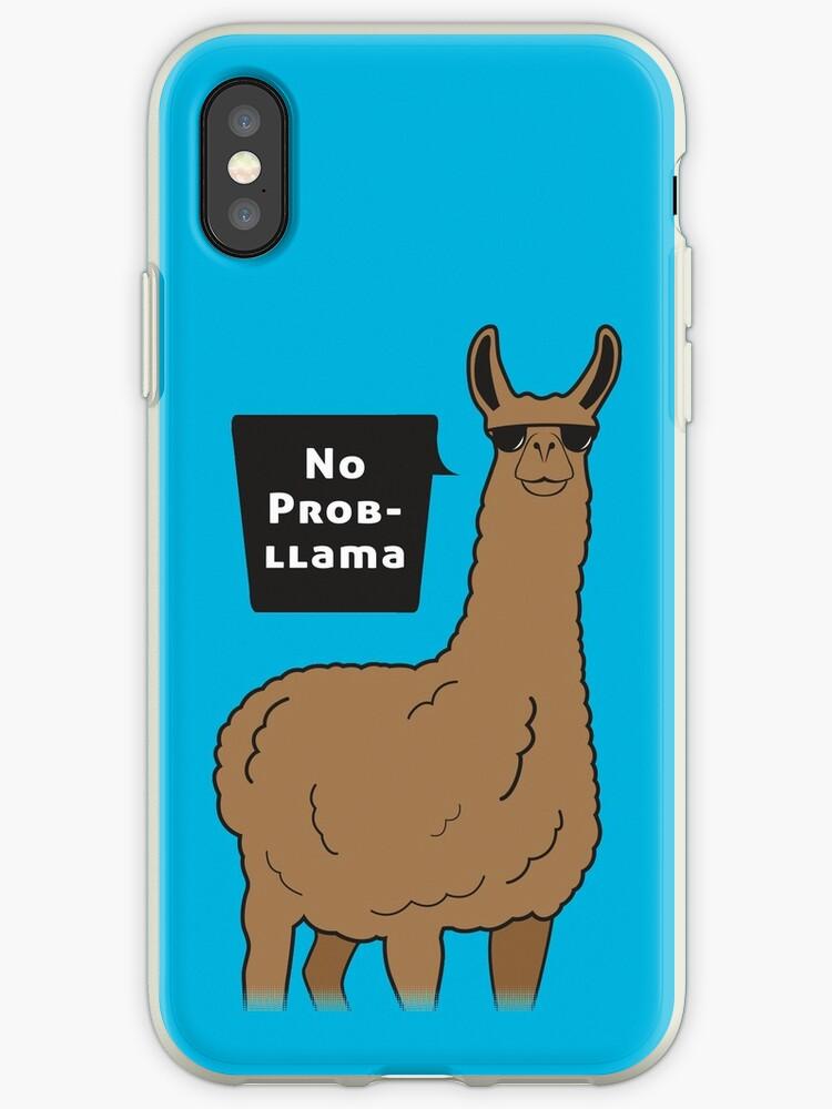 No Prob-llama by Howard Kay