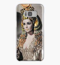 Elizabeth Taylor as Cleopatra Samsung Galaxy Case/Skin