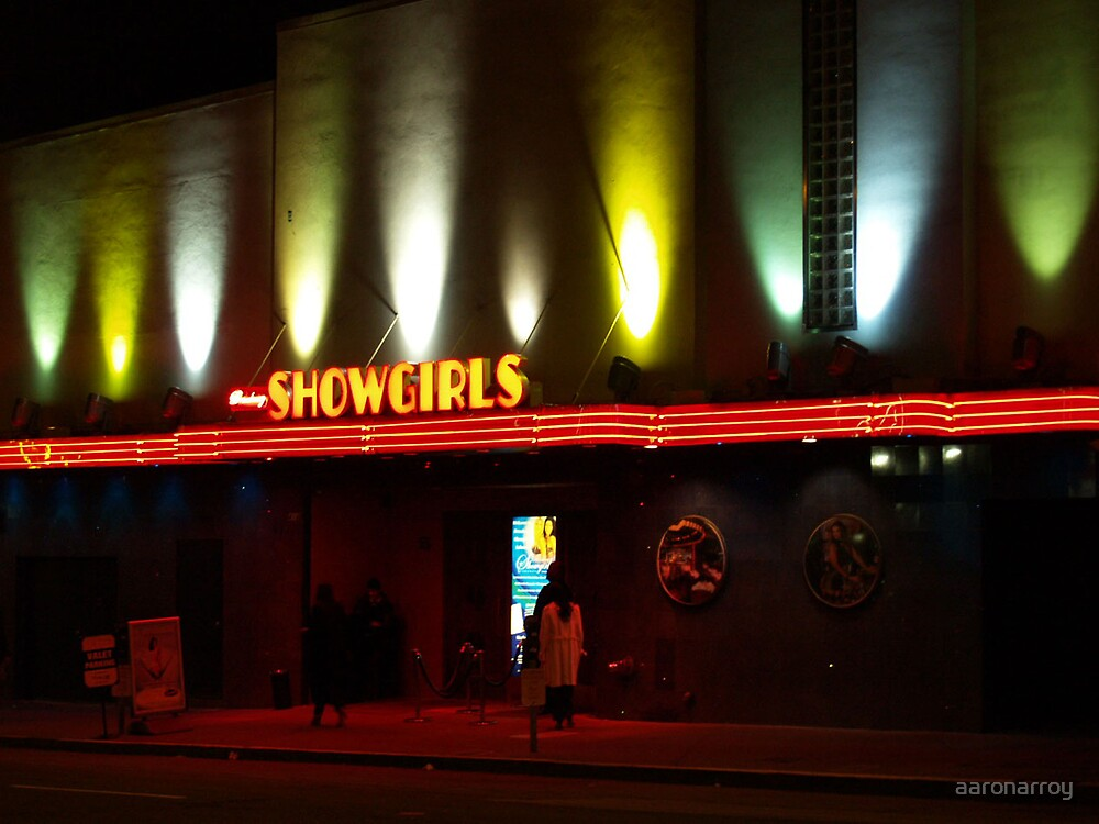 Showgirls by aaronarroy
