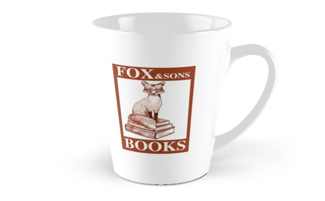 «You've Got Mil: Fox and Son's Books» de MsKayleenMarie