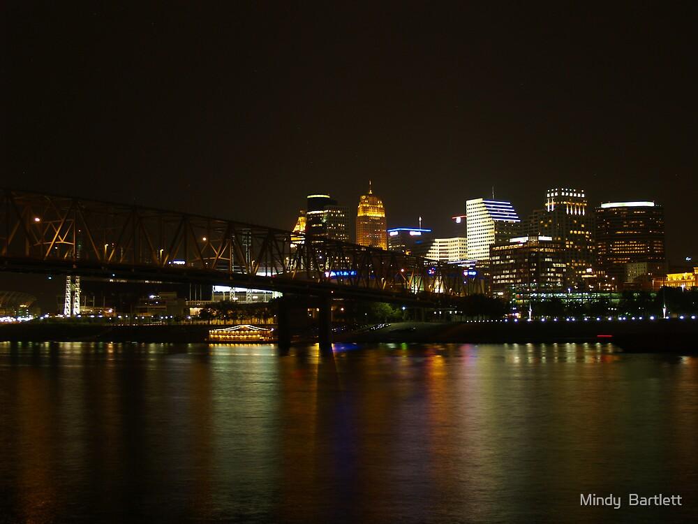 Beautiful Cincinnati by Mindy Bartlett