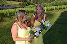 Bridesmaids by Michael Rowley