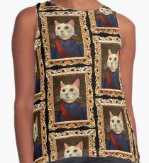 Napoleon Cat Sleeveless Top