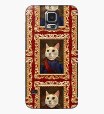 Napoleon Cat Case/Skin for Samsung Galaxy
