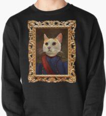 Napoleon Cat Pullover Sweatshirt