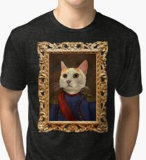 Napoleon Cat Tri-blend T-Shirt
