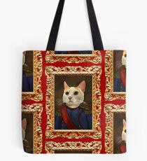 Napoleon Cat Tote Bag