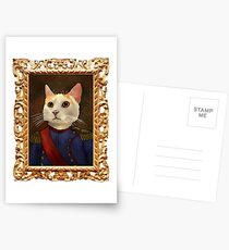 Napoleon Cat Postcards