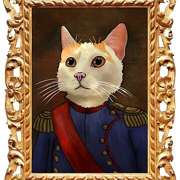 Napoleon Cat by redfeatherone