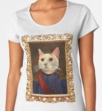 Napoleon Cat Premium Scoop T-Shirt