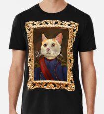 Napoleon Cat Men's Premium T-Shirt