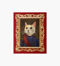 Napoleon Cat Art Board