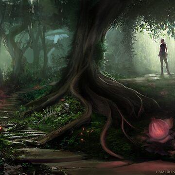 Deep Jungle Trek by CArcher
