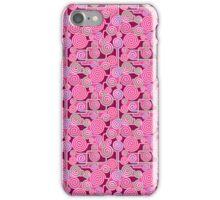 Pink Fantasy 1 Pattern iPhone Case/Skin