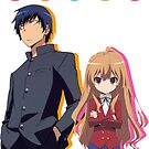 Toradora!/ Tiger X Dragon - English Version by Hesona