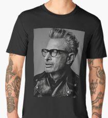Jeff Goldblum serious Men's Premium T-Shirt