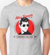 Alex Turner's Crooner College T-Shirt