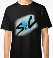 SnC Logo - Blue Classic T-Shirt