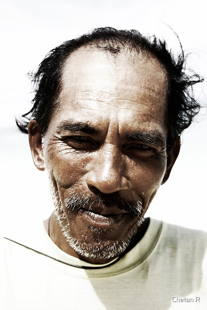 Philippine Portraits3 by Chetan R