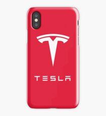 Tesla Logo iPhone Case/Skin