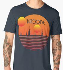 Visit Tatooine Too Men's Premium T-Shirt